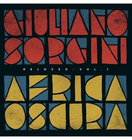 """New Vinyl Various - Africa Oscura Reloved Vol. 1 12"""""""