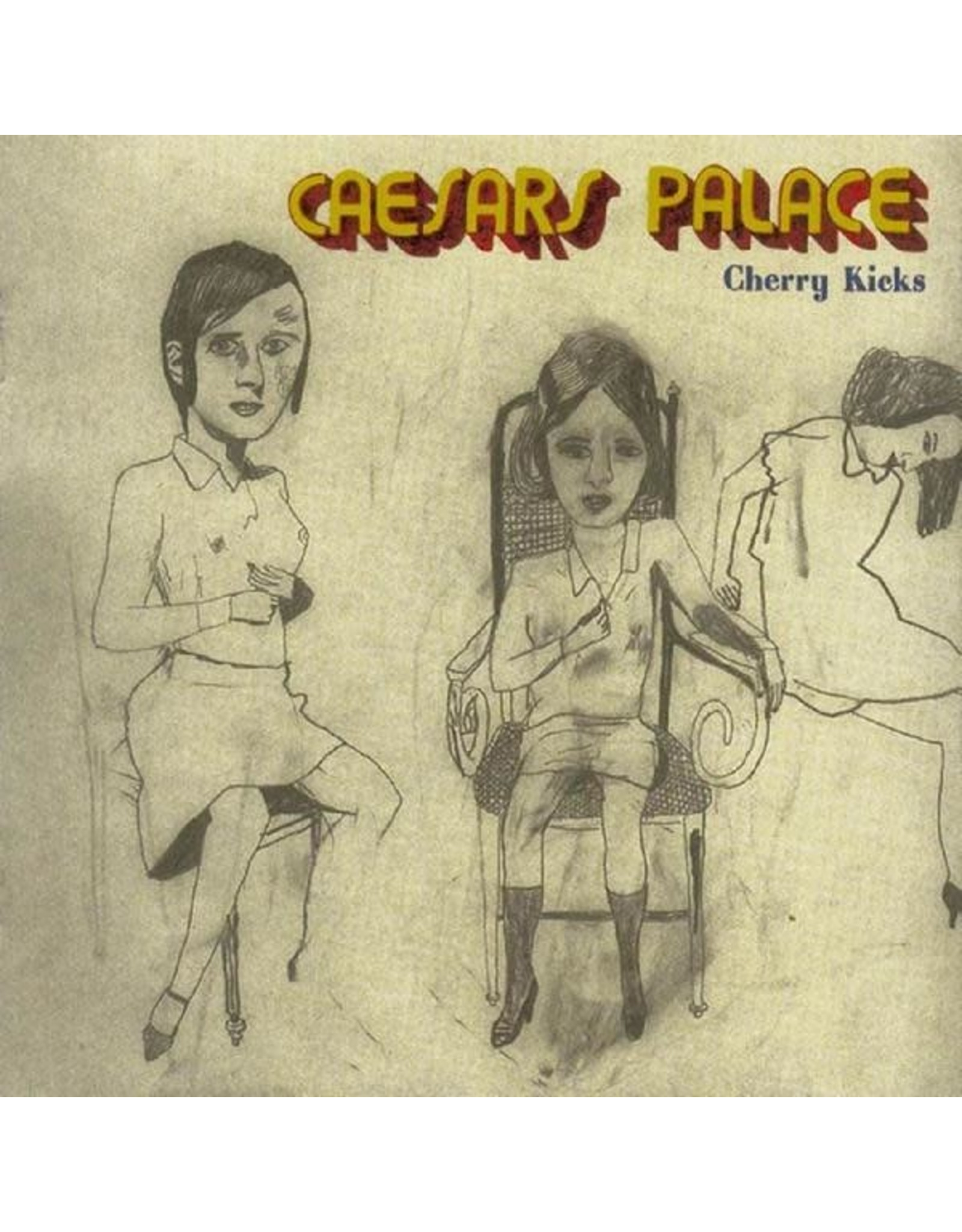 New Vinyl Caesars - Cherry Kicks LP