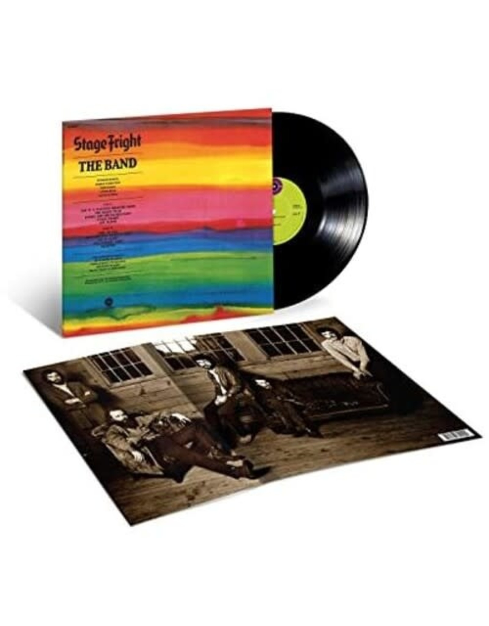 New Vinyl The Band - Stage Fright (50th Anniversary) LP