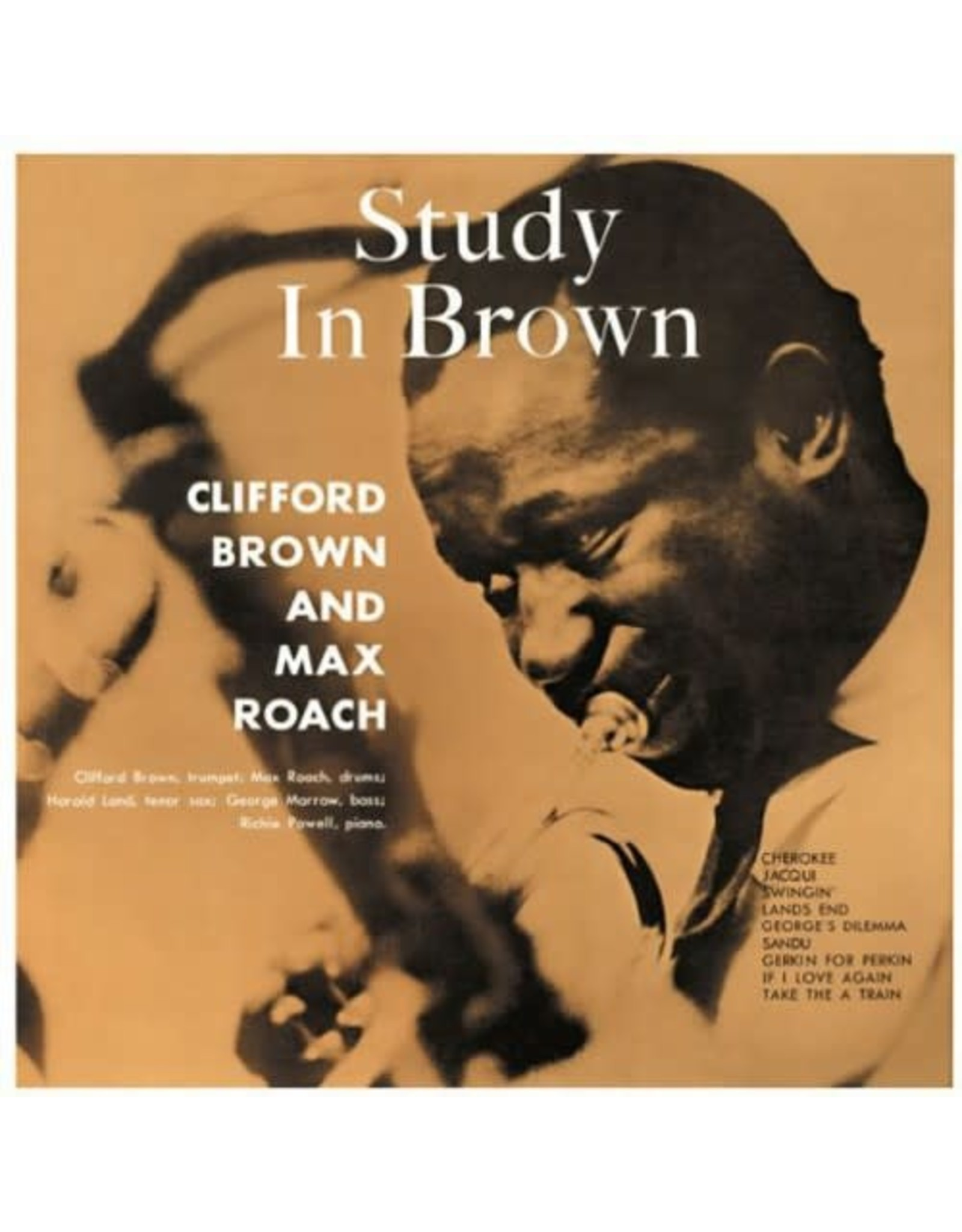 New Vinyl Clifford Brown & Max Roach - Study In Brown LP