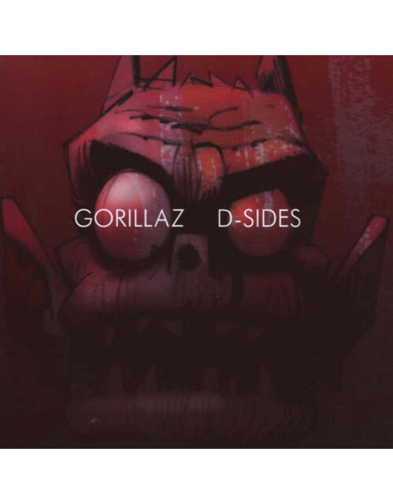 New Vinyl Gorillaz - D-Sides 3LP