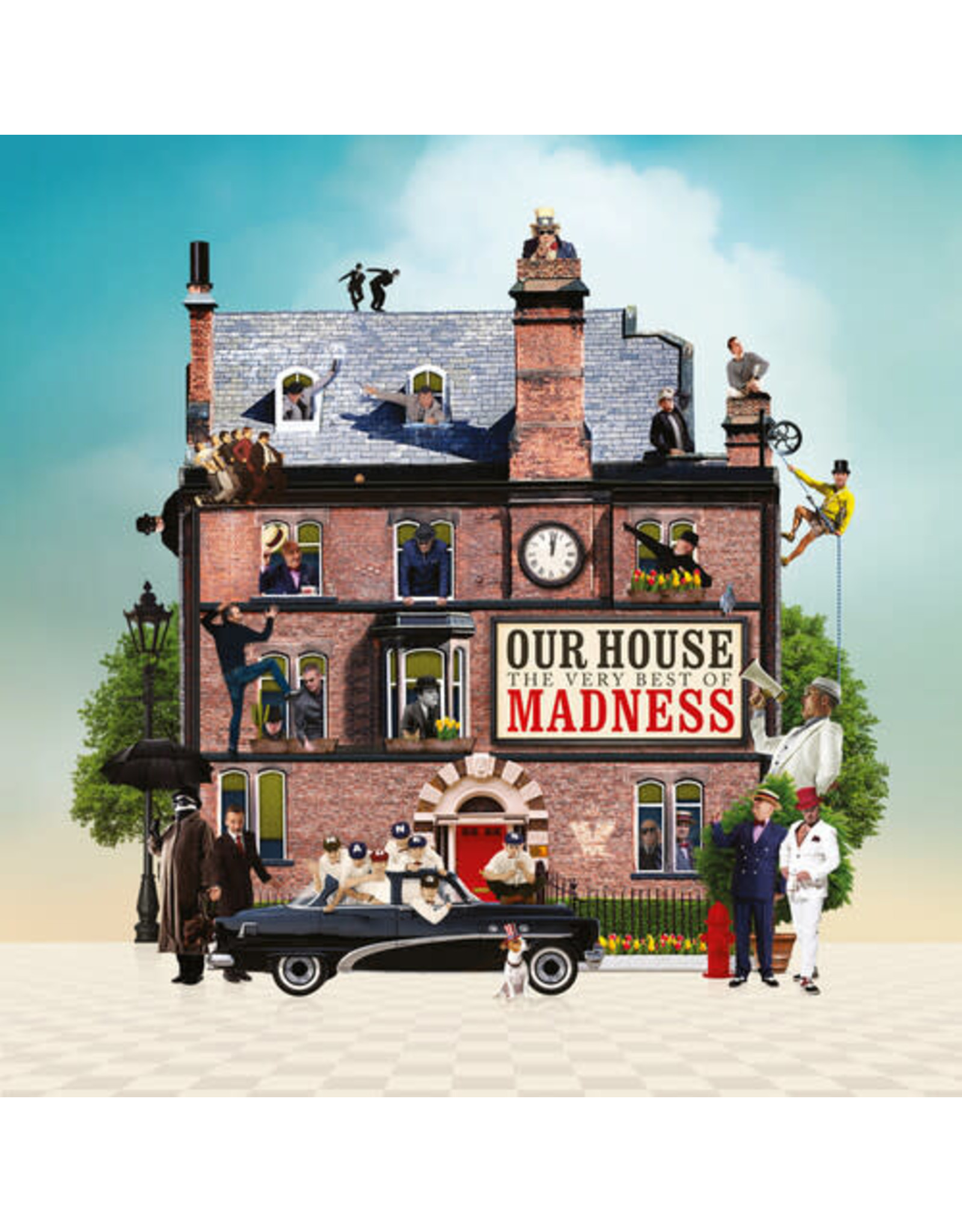 New Vinyl Madness - Our House: The Best Of Madness LP