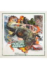 New Vinyl Swamp Thing With Ollie Teeba - Salty Gator LP