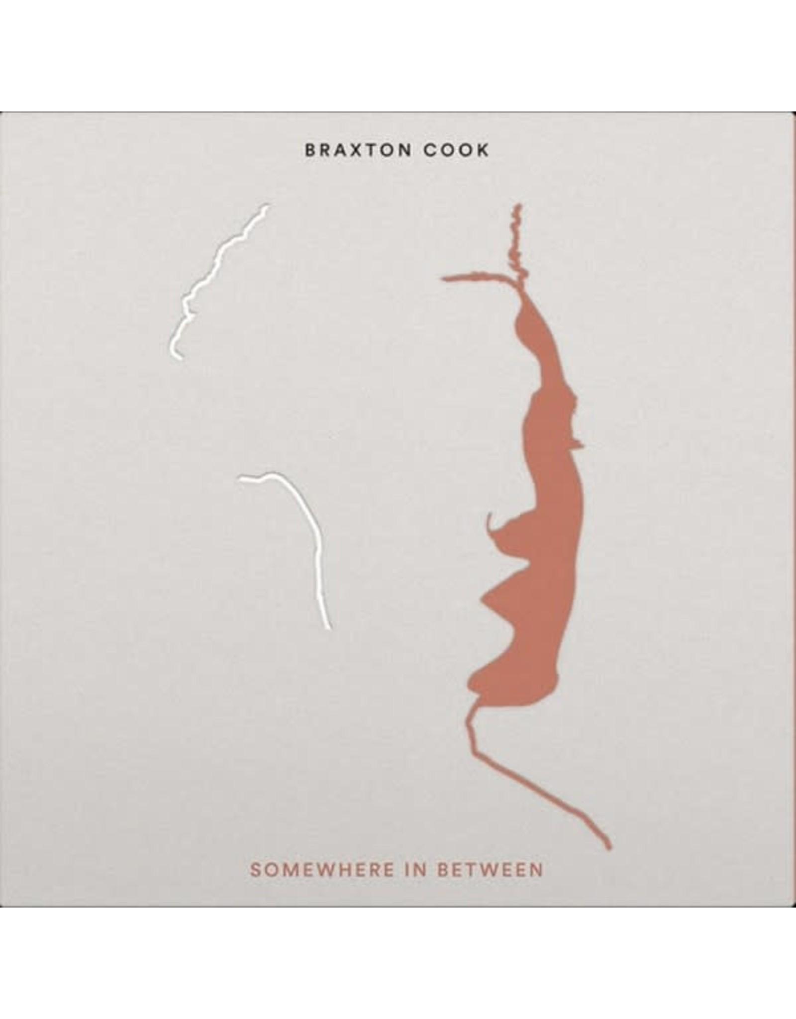New Vinyl Braxton Cook - Somewhere In Between LP