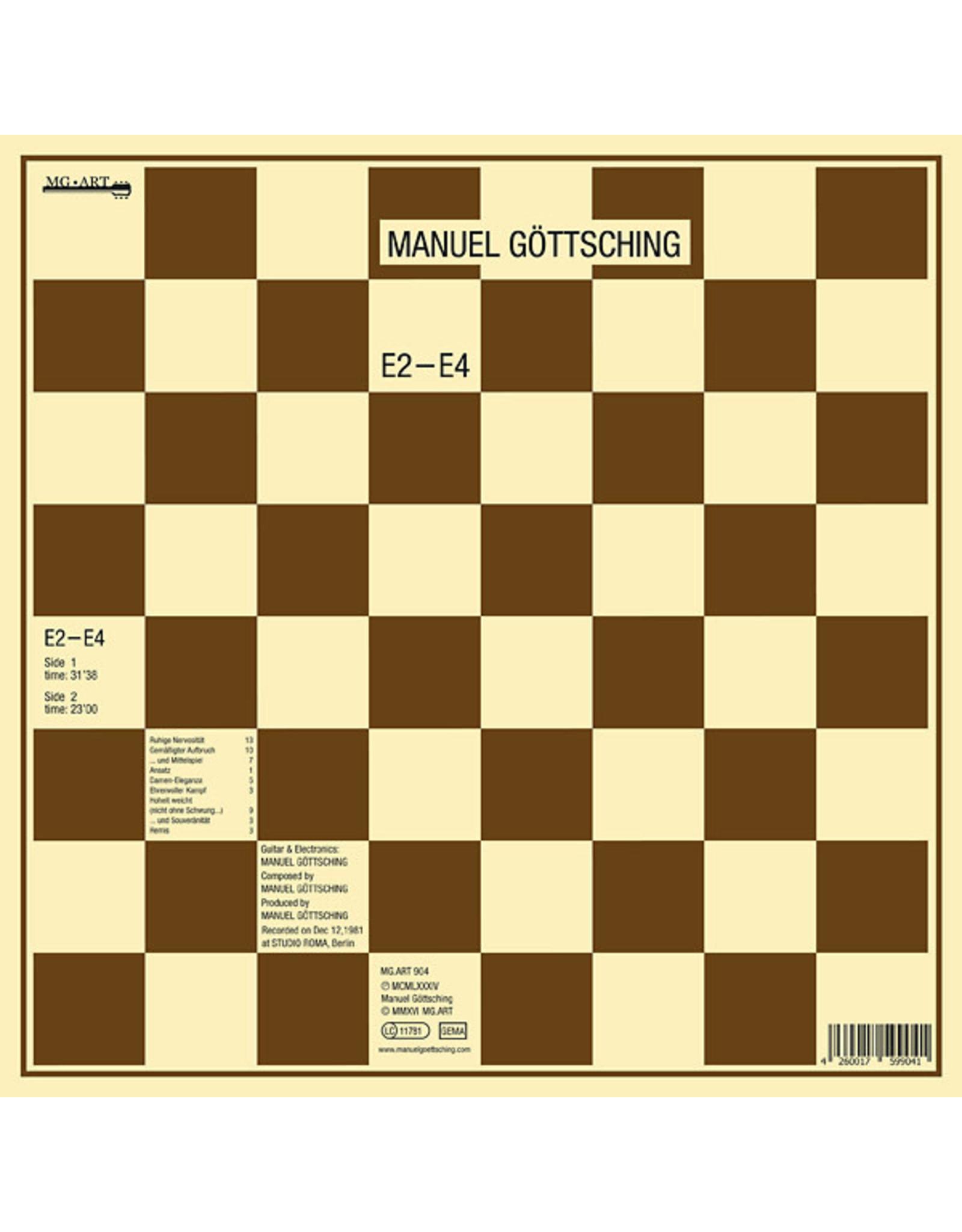 New Vinyl Manuel Göttsching - E2-E4 (35th Anniversary Edition) LP