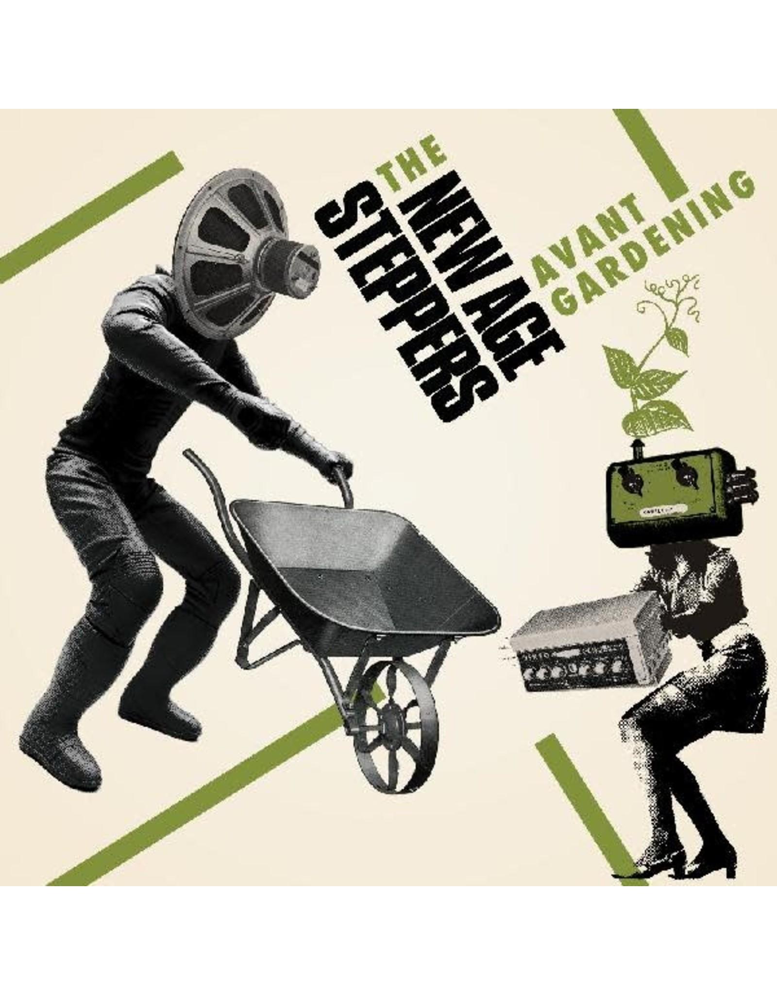 New Vinyl New Age Steppers - Avant Gardening LP