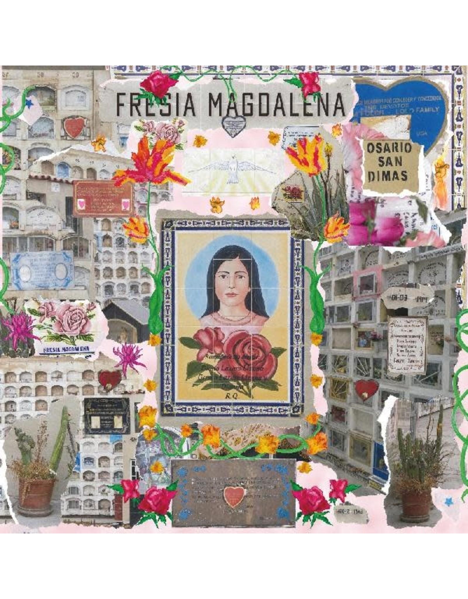 """New Vinyl Sofia Kourtesis - Fresia Magdalena EP 12"""""""