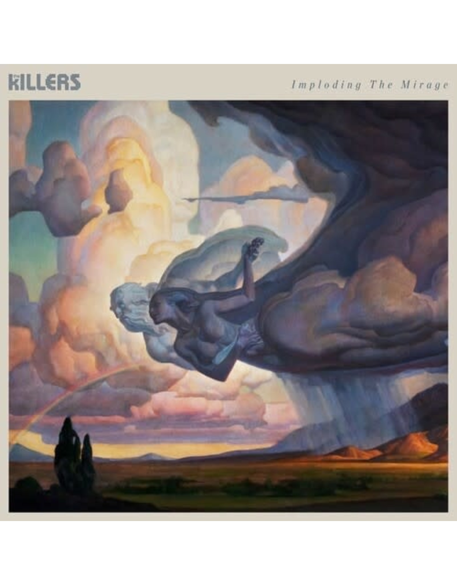 New Vinyl The Killers - Imploding The Mirage LP