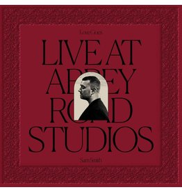 New Vinyl Sam Smith - Live At Abbey Road Studios LP