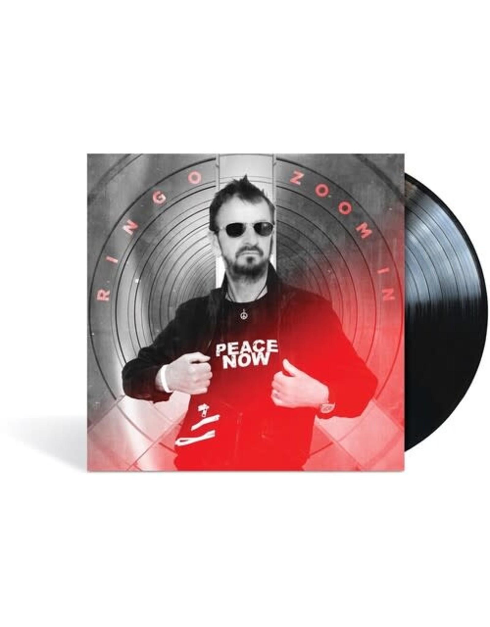 "New Vinyl Ringo Starr - Zoom In EP 12"""