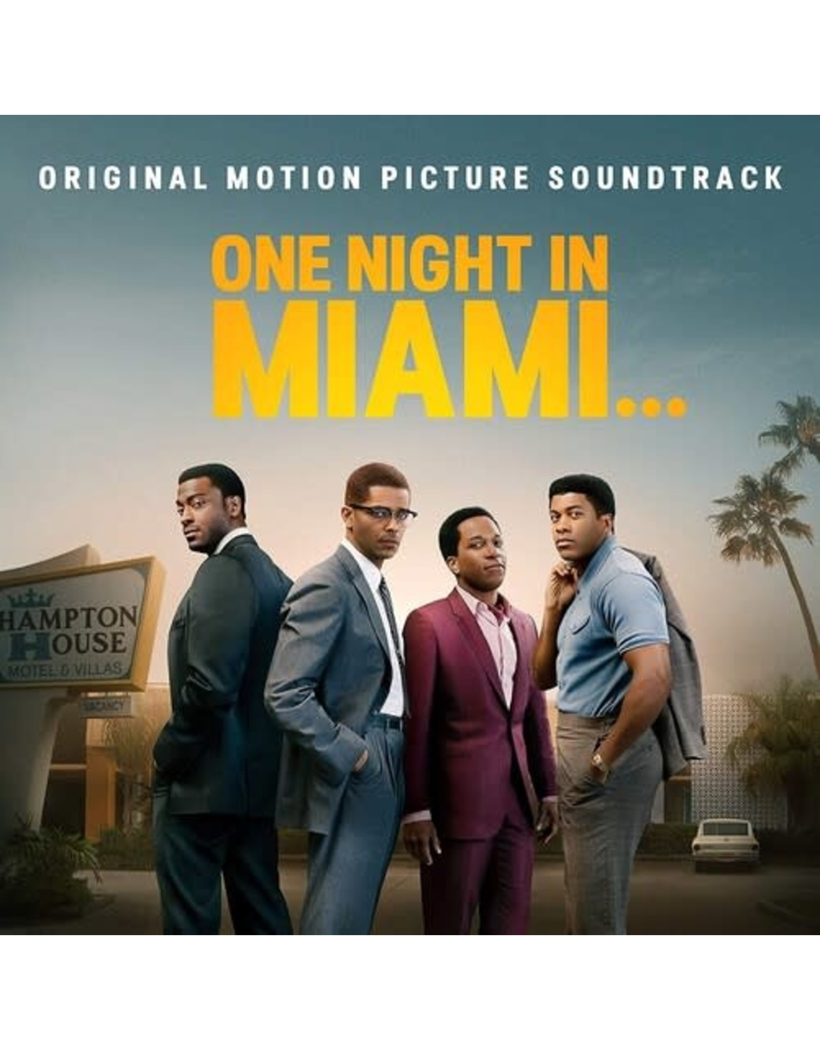 New Vinyl Various - One Night in Miami... OST LP