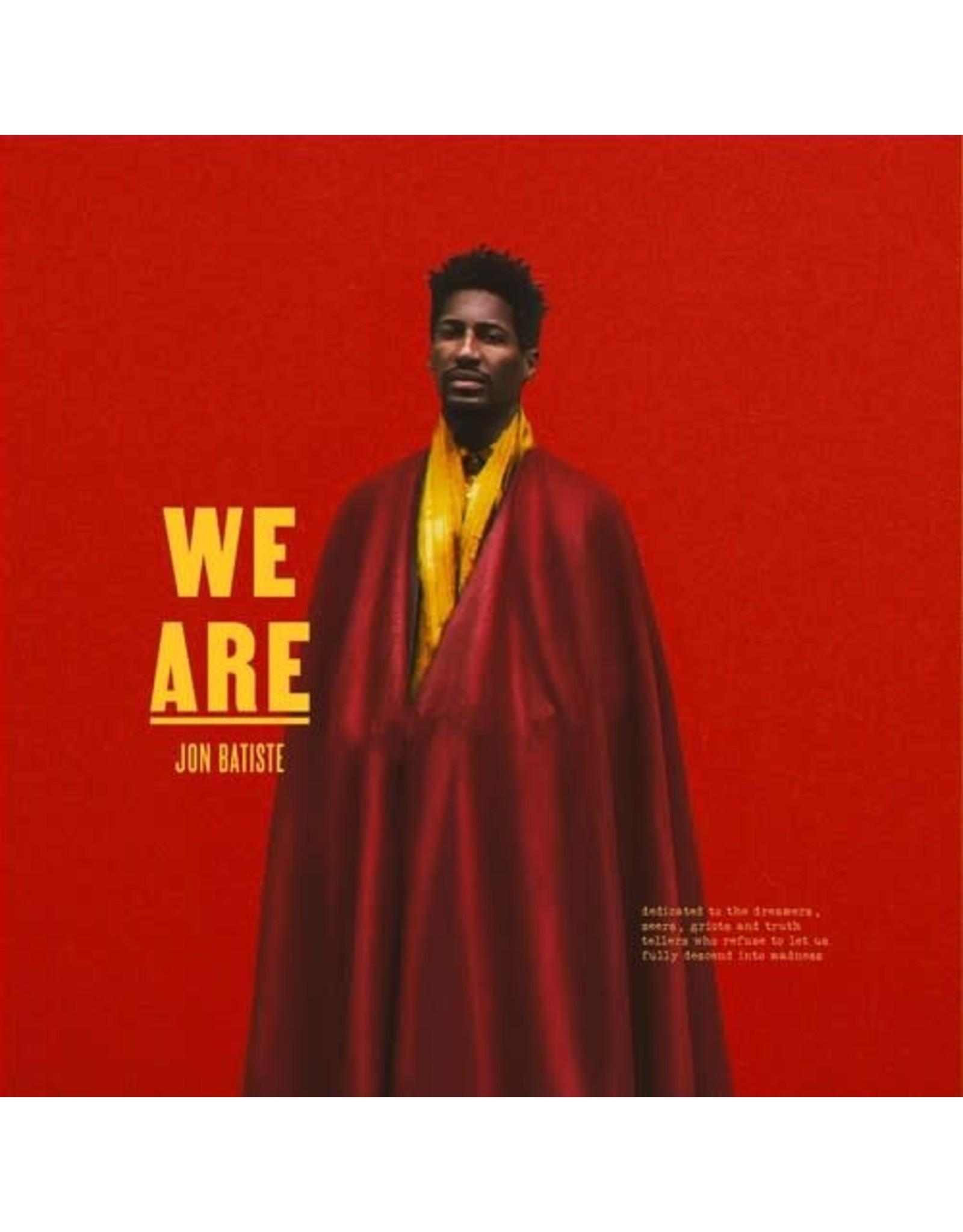 New Vinyl Jon Batiste - WE ARE LP