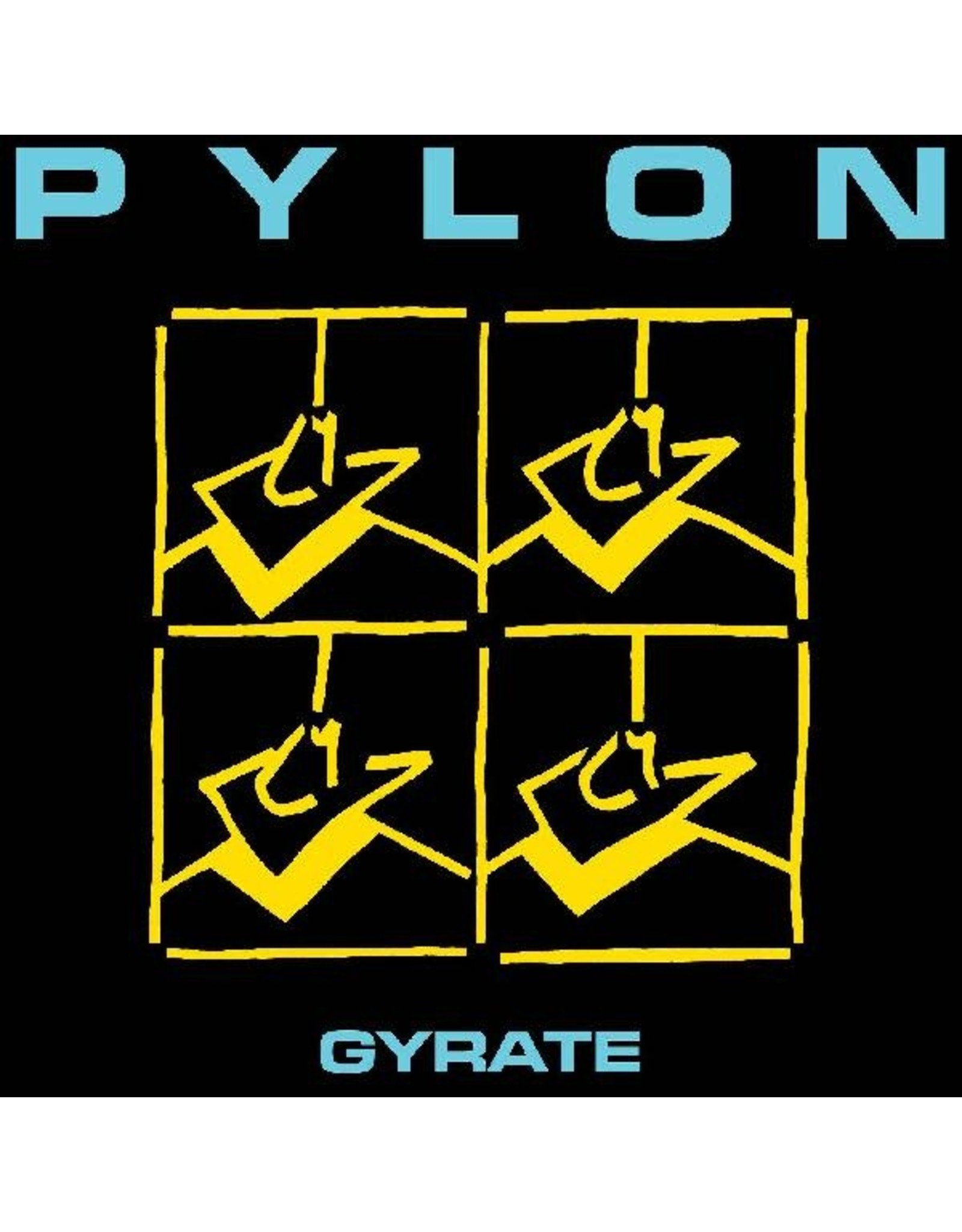 New Vinyl Pylon - Gyrate LP