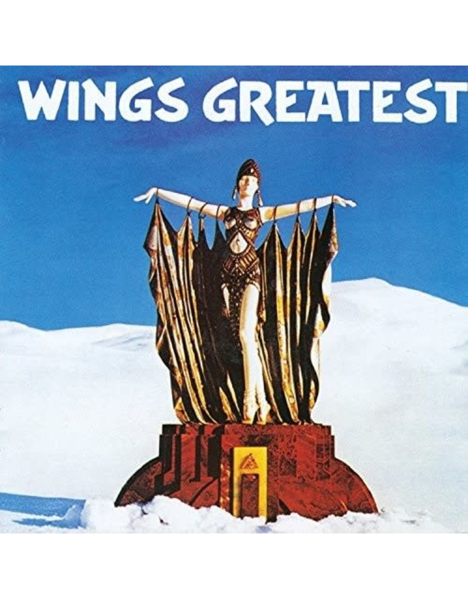 New Vinyl Wings - Greatest LP