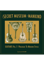 New Vinyl Various - The Secret Museum of Mankind: Guitars Vol. 1: Prologue To Modern Style LP