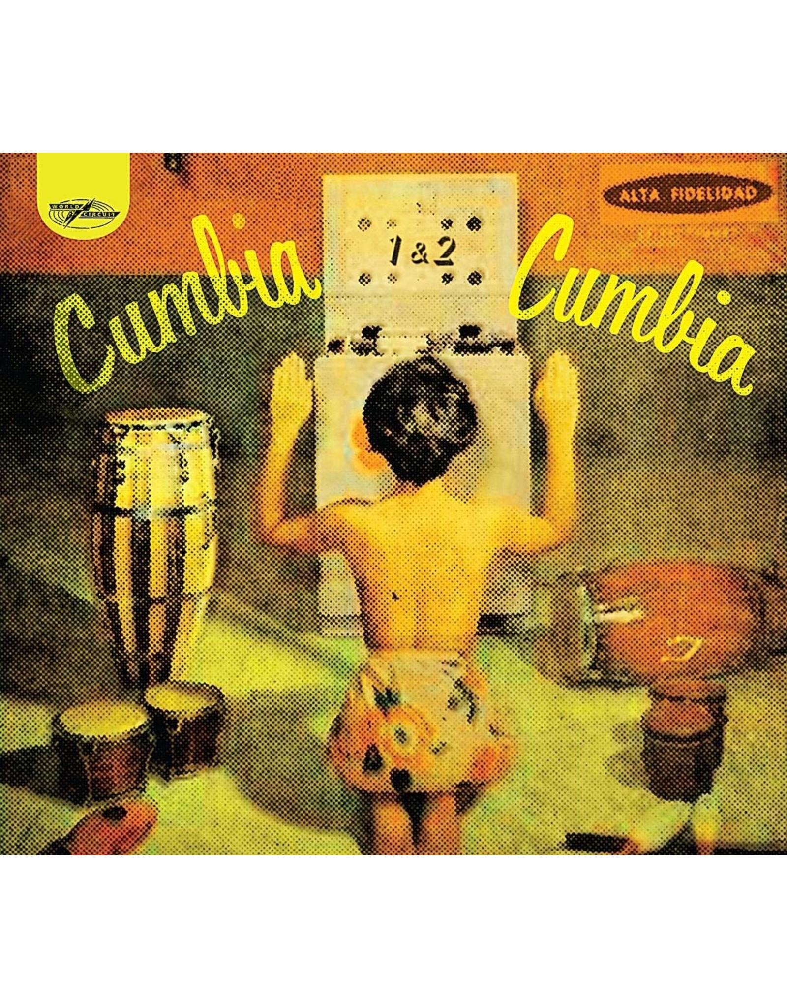 New Vinyl Various - Cumbia Cumbia 1 & 2 2LP