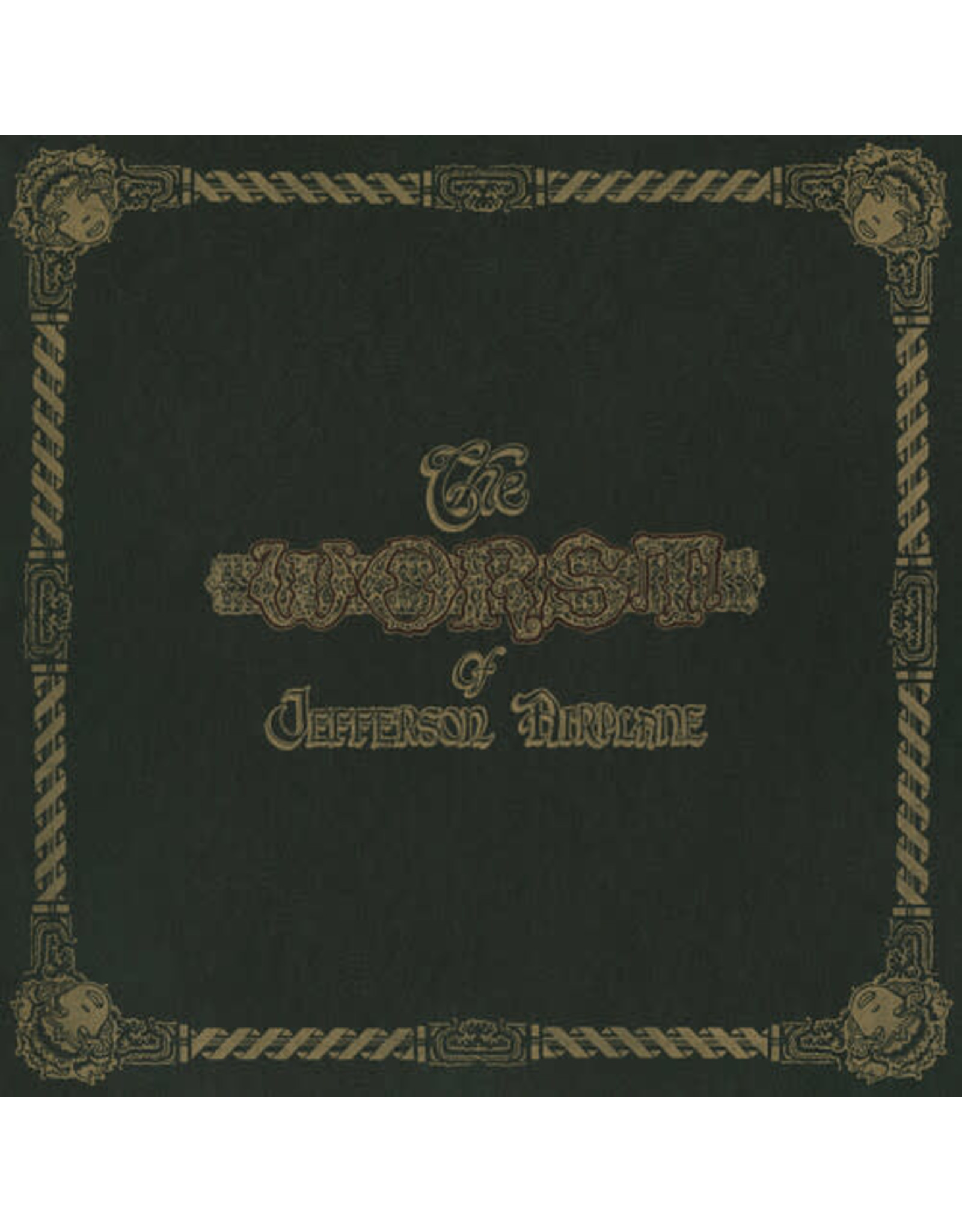 New Vinyl Jefferson Airplane - The Worst Of Jefferson Airplane LP
