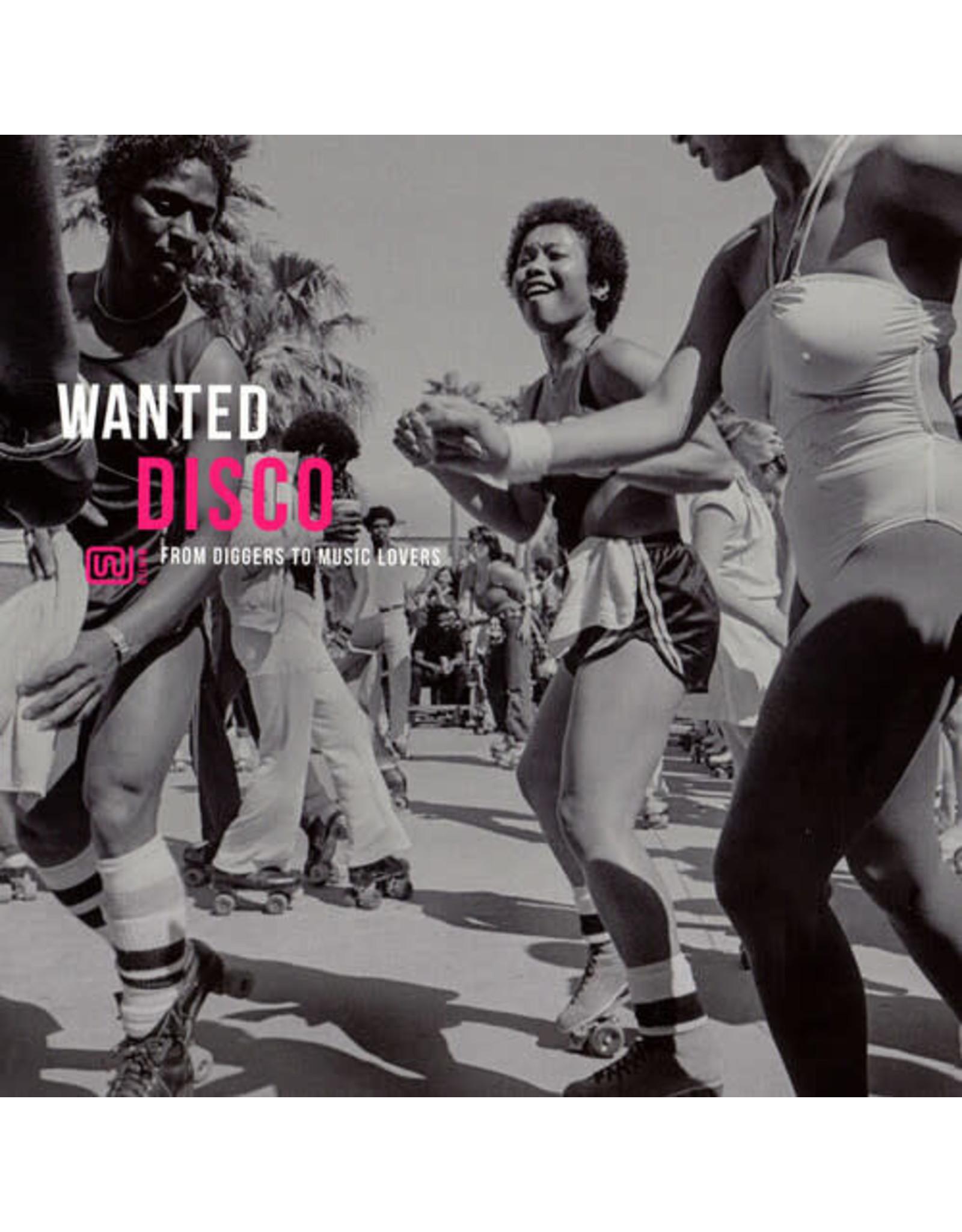 New Vinyl Various - Wanted: Disco LP
