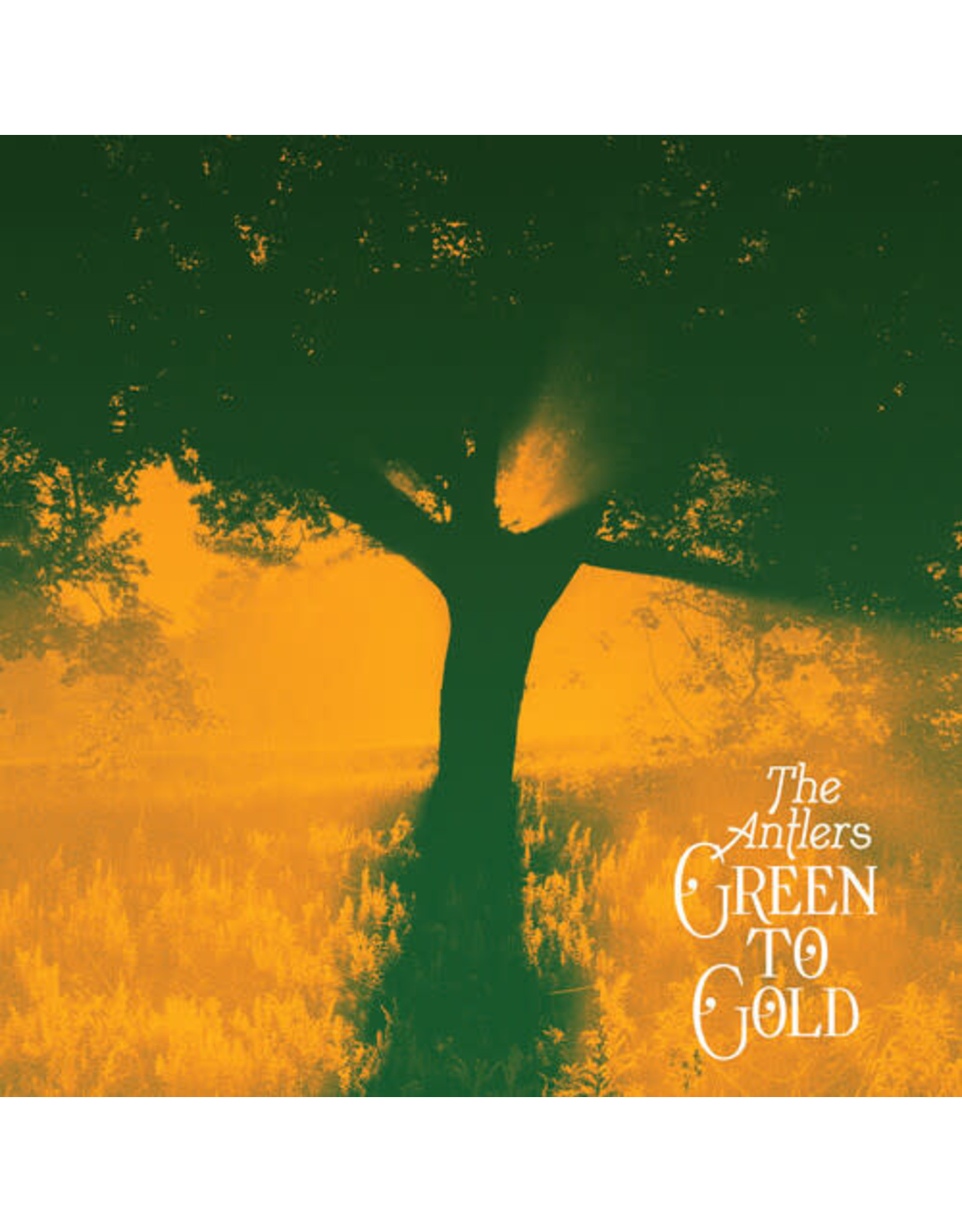New Vinyl The Antlers - Green To Gold (Colored) LP