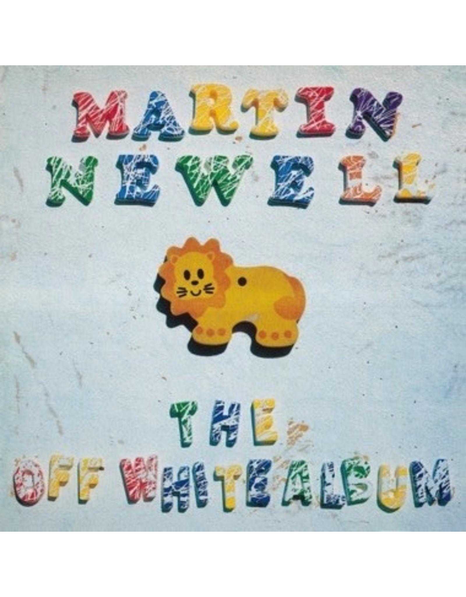 New Vinyl Martin Newell - The Off White Album (Colored) LP