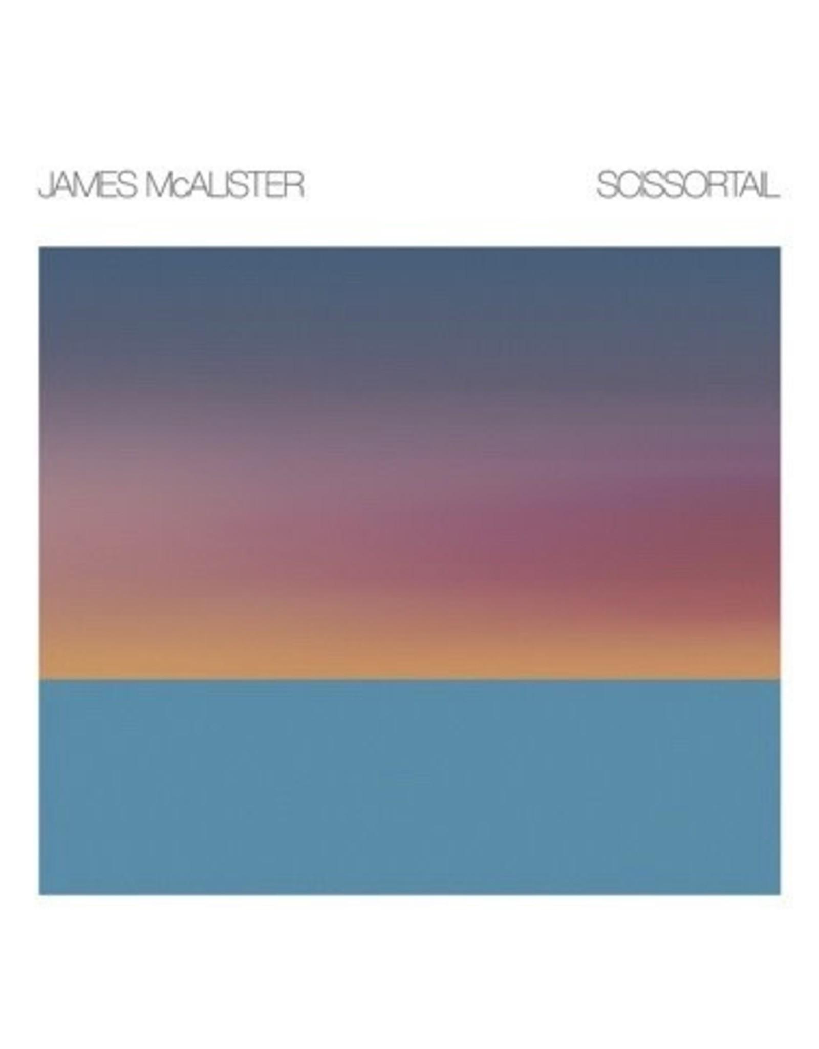 New Vinyl James McAlister - Scissortail LP