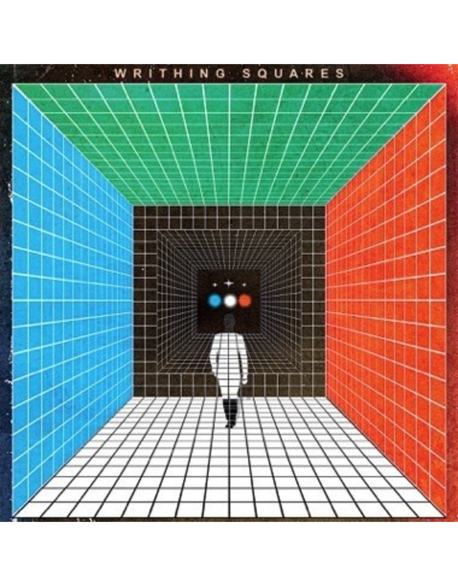New Vinyl Writhing Squares - Chart For The Solution (Colored) 2LP