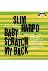 New Vinyl Slim Harpo - Baby Scratch My Back LP