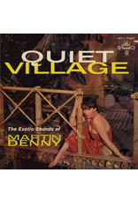 New Vinyl Martin Denny - Quiet Village (Stereo) LP