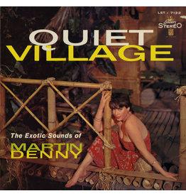 New Vinyl Martin Denny - Quiet Village (Stereo) LP