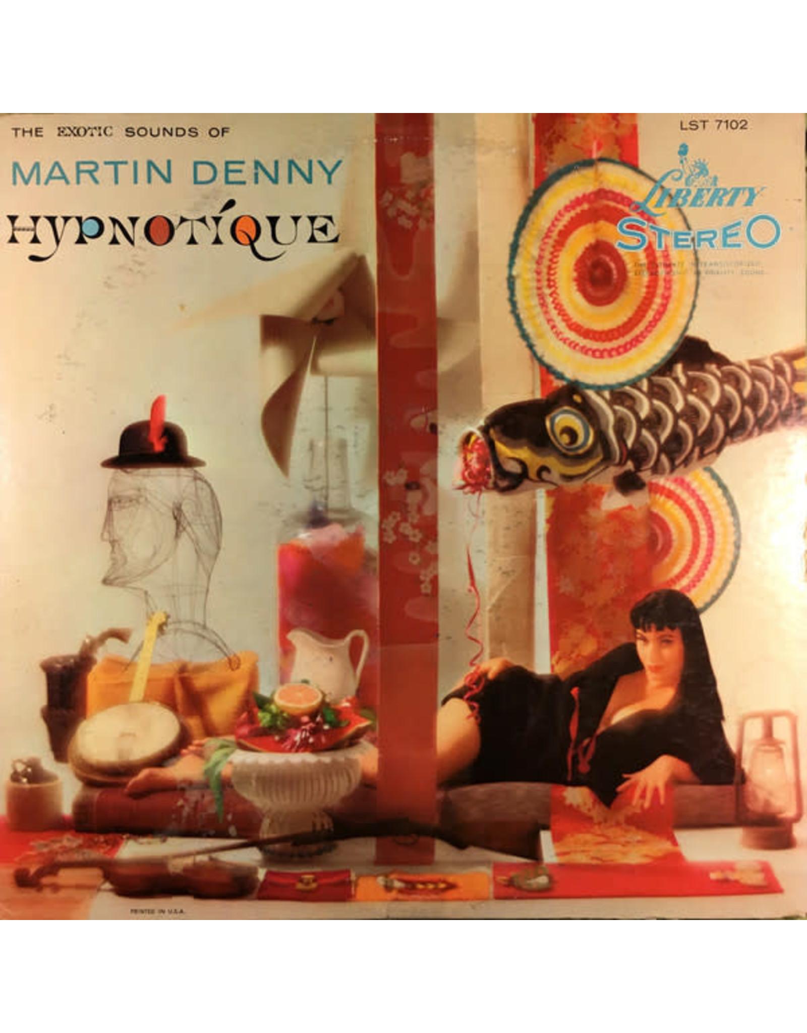 New Vinyl Martin Denny - Hypnotique (Stereo) LP