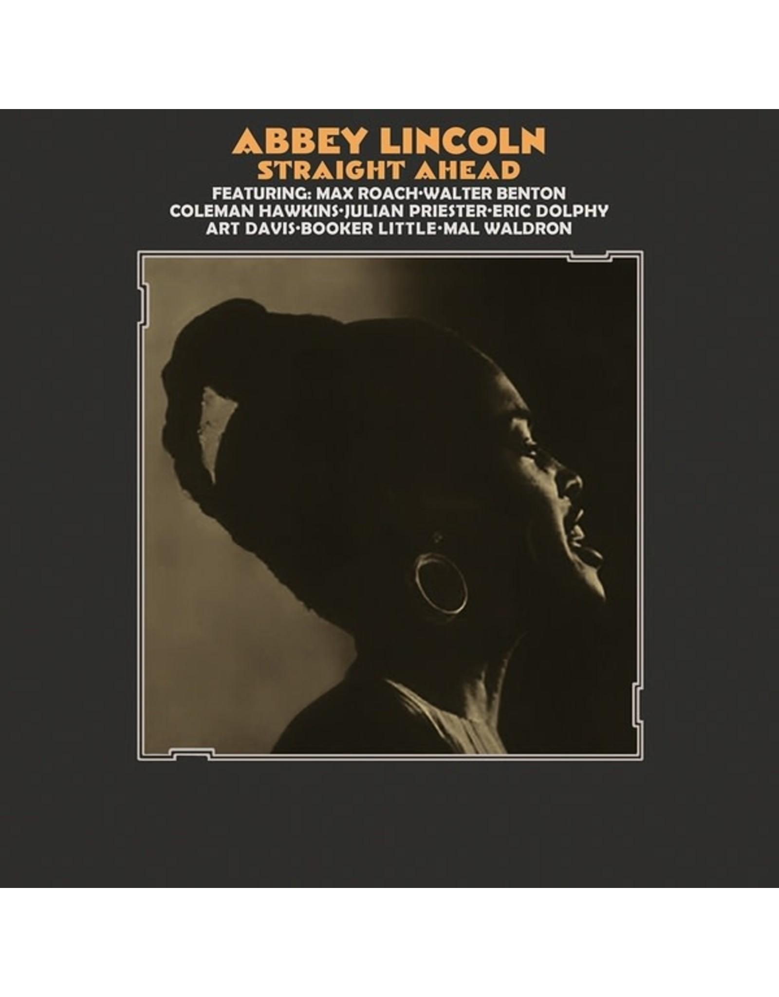 New Vinyl Abbey Lincoln - Straight Ahead LP