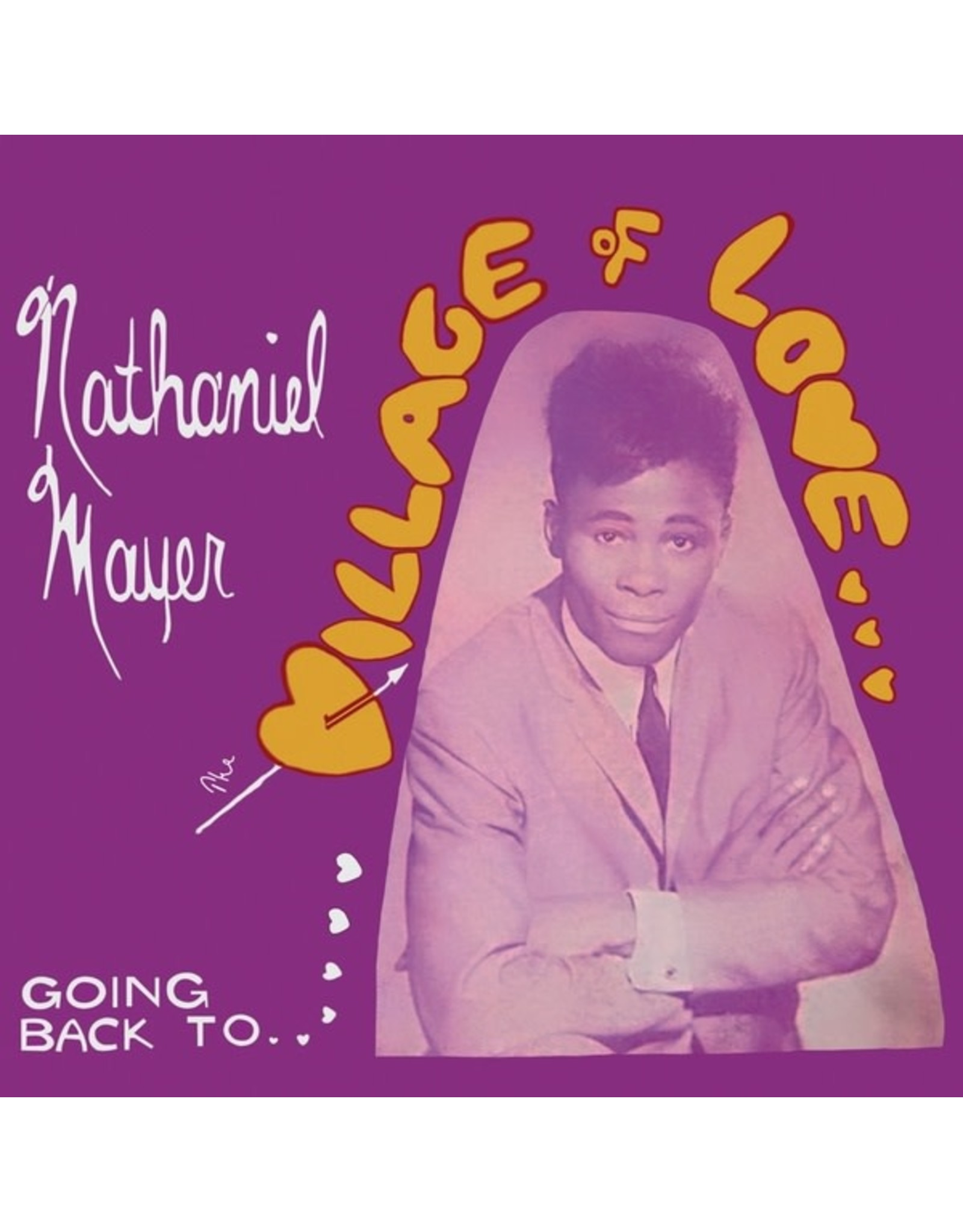 New Vinyl Nathaniel Mayer - Going Back To The Village Of Love LP