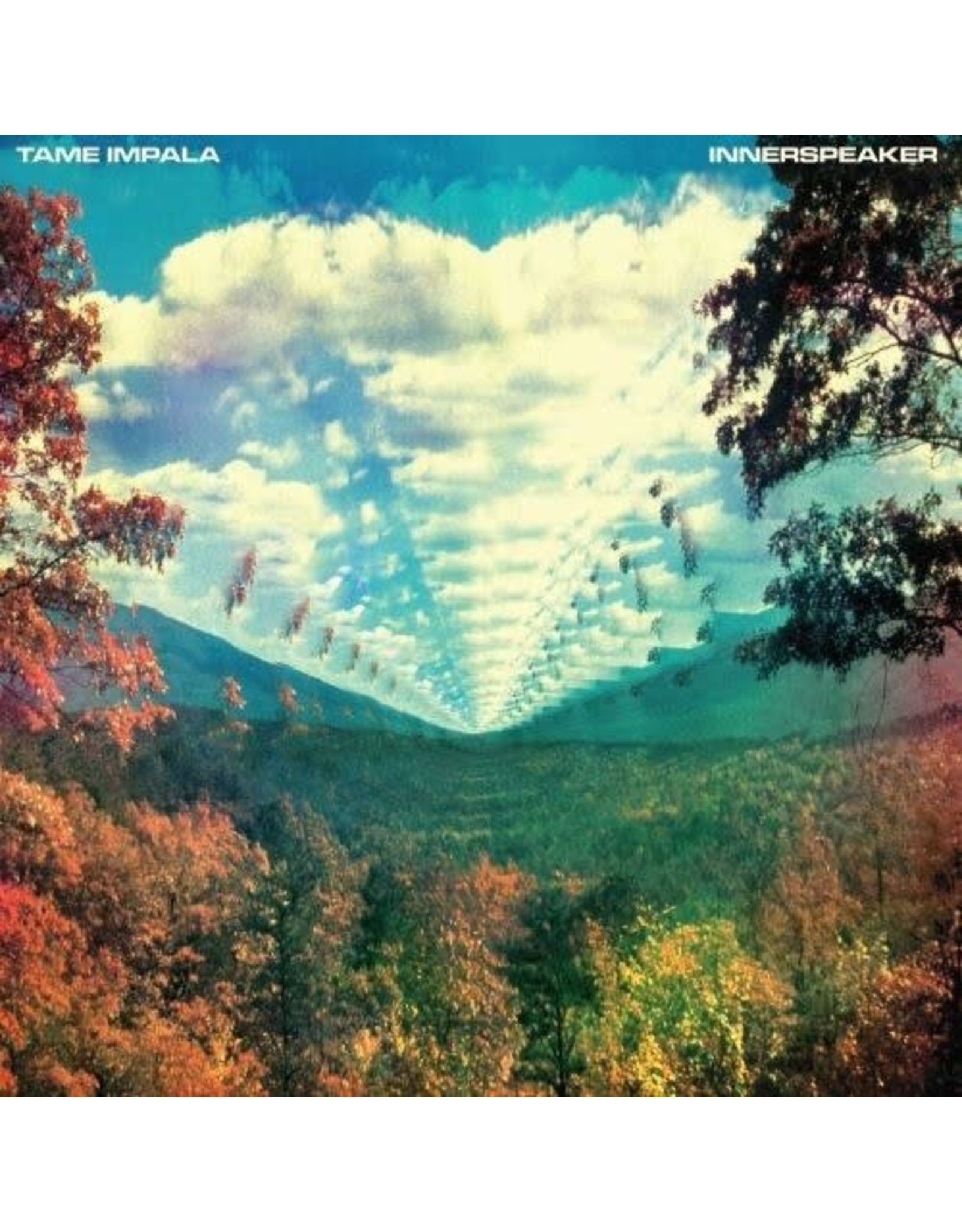 New Vinyl Tame Impala - Innerspeaker: 10 Year Anniversary Edition 4LP Box