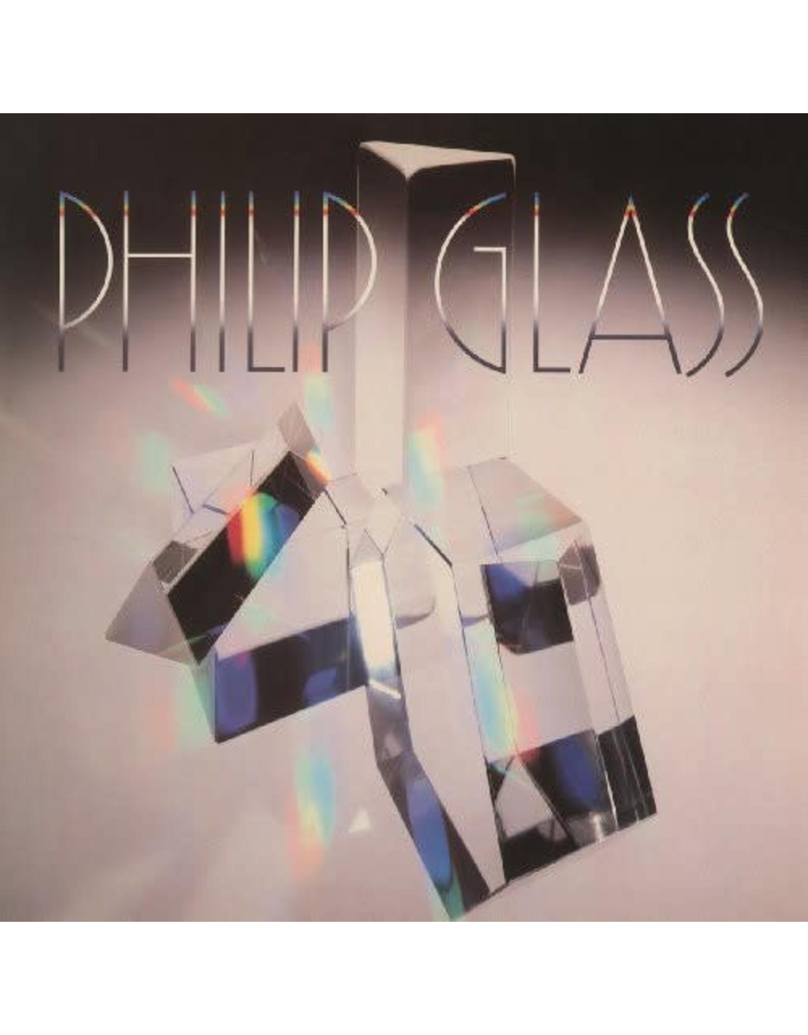 New Vinyl Philip Glass - Glassworks LP
