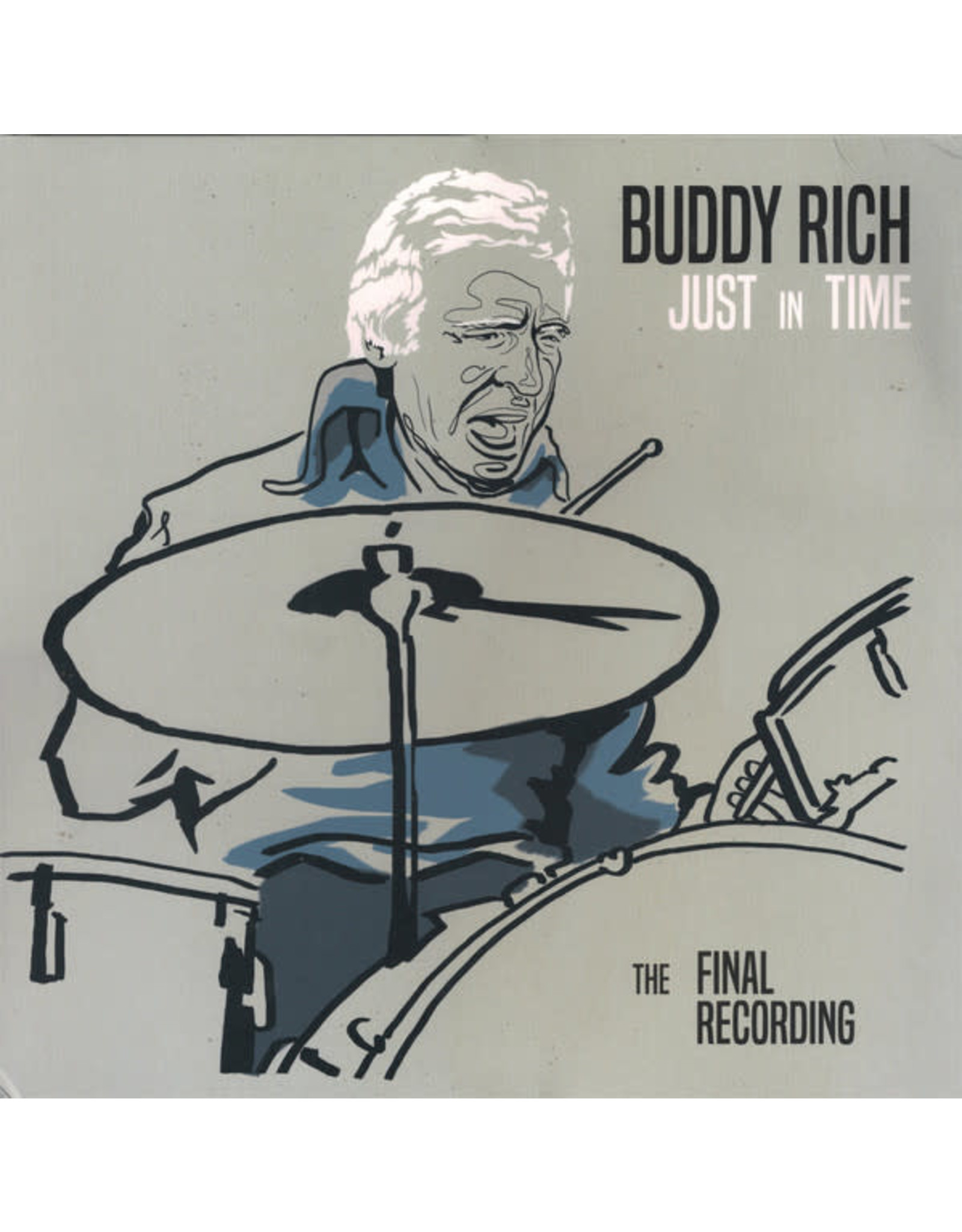 New Vinyl Buddy Rich - Just In Time 2LP