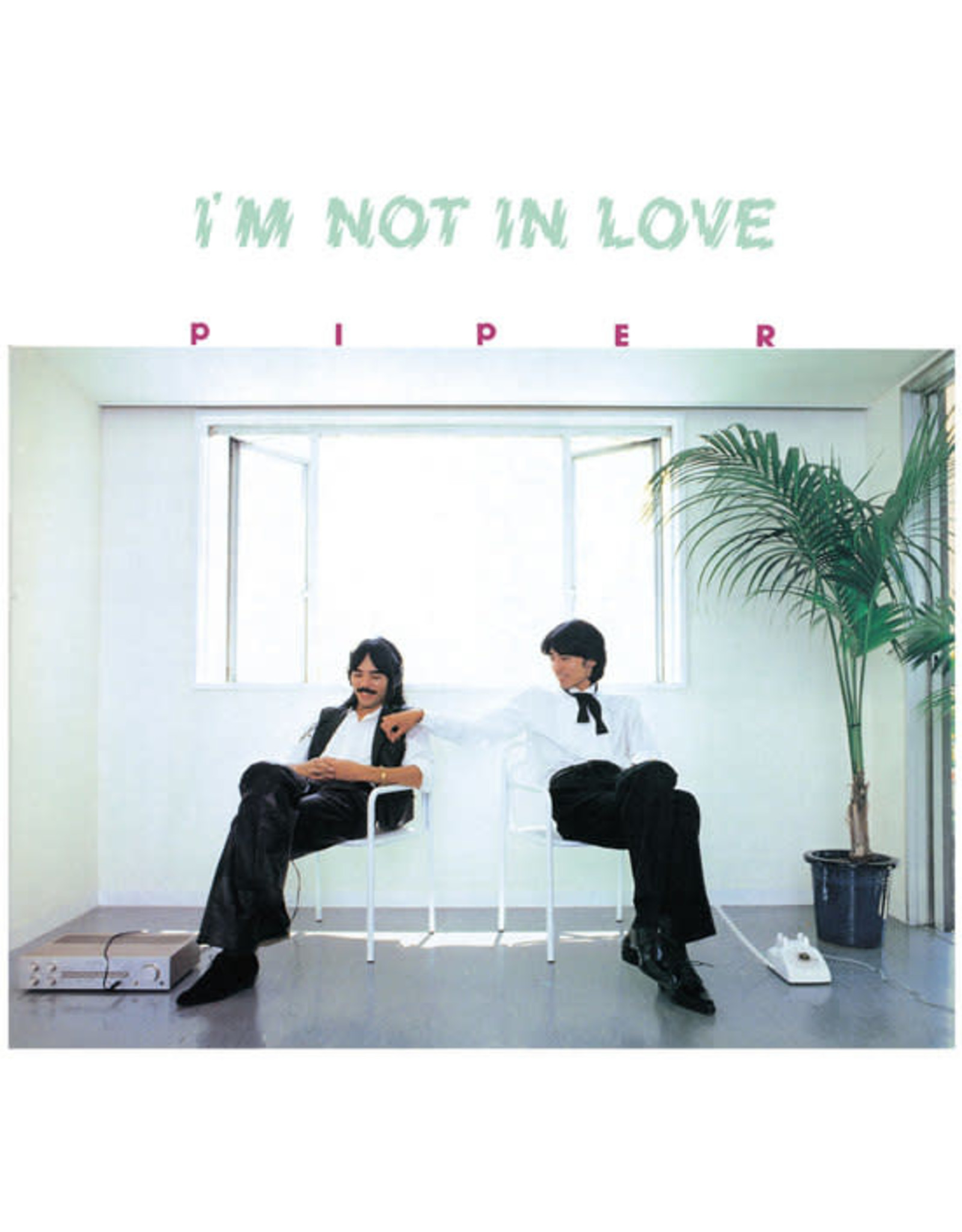 New Vinyl Piper - I'm Not In Love (Colored) LP