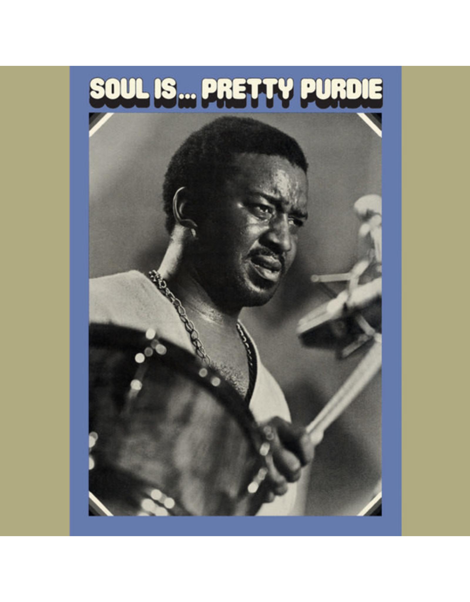 New Vinyl Bernard Purdie - Soul Is… Pretty Purdie LP