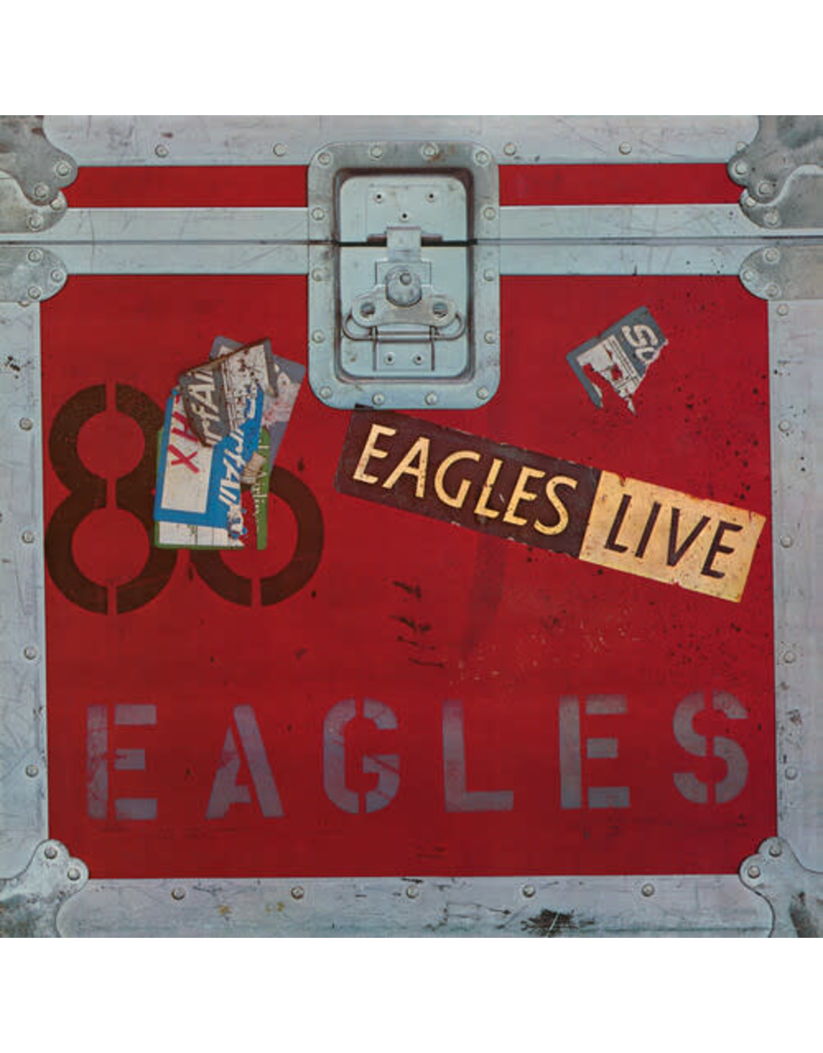 New Vinyl Eagles - Live 2LP