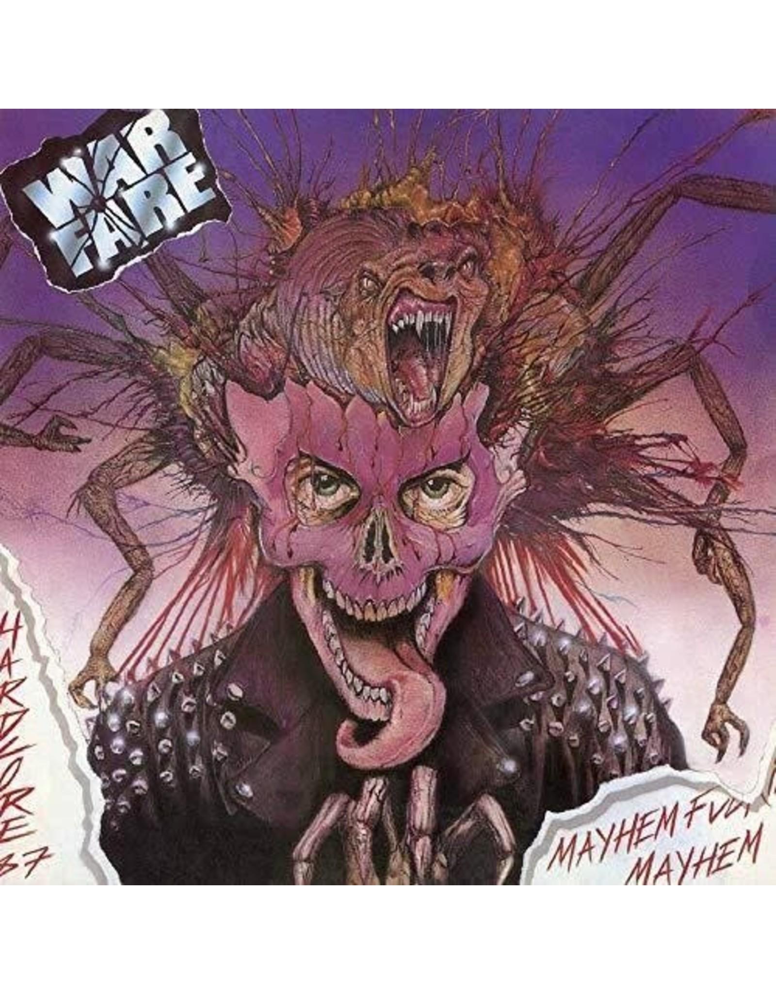 New Vinyl Warfare - Mayhem Fuckin' Mayhem LP