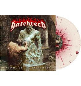 New Vinyl Hatebreed - Weight Of The False Self (Bone w/ Blood Splatter) LP