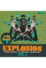 New Vinyl Various Artists - Edo Funk Explosion Vol. 1 2LP