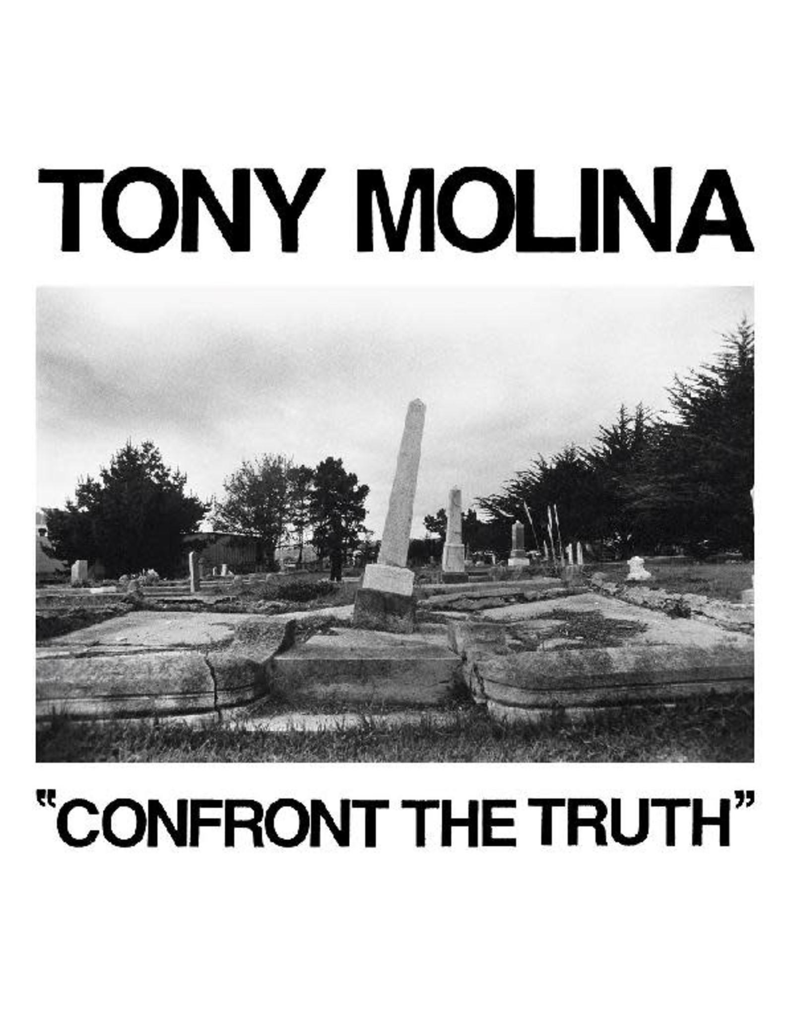 New Vinyl Tony Molina - Confront The Truth LP