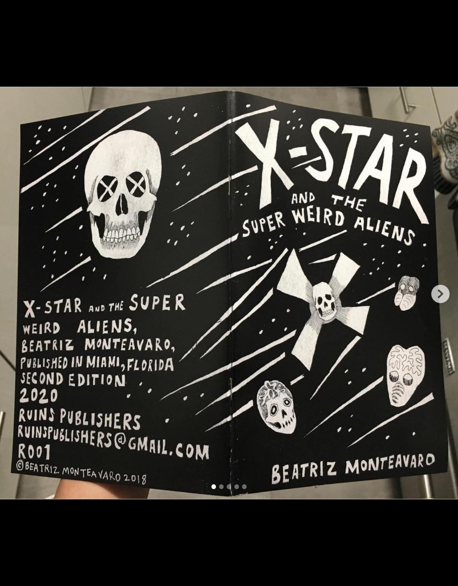 X-Star & The Super Weird Aliens