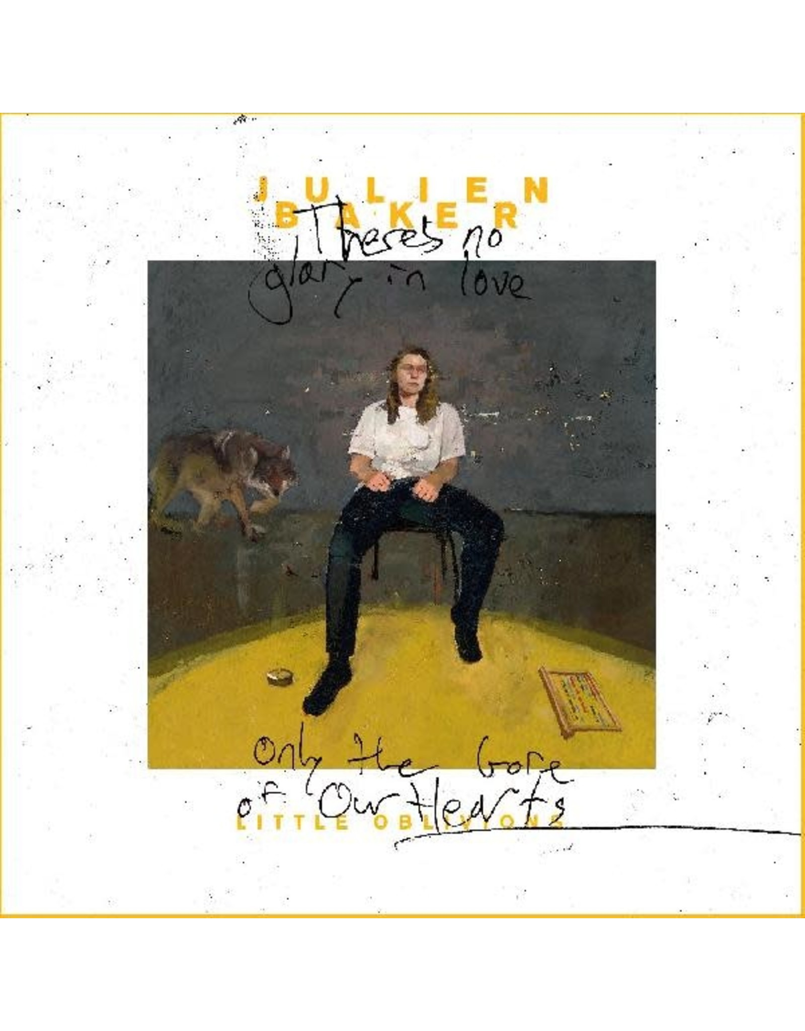 New Vinyl Julien Baker - Little Oblivions LP