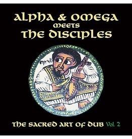 New Vinyl Alpha & Omega Meet The Disciples - Sacred Art Of Dub Vol. 2 LP