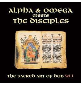 New Vinyl Alpha & Omega Meet The Disciples - Sacred Art Of Dub Vol.1  LP