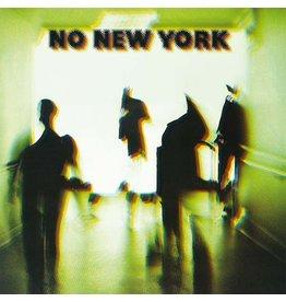 New Vinyl Various - No New York LP