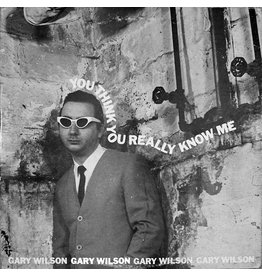 New Vinyl Gary Wilson - You Think You Really Know Me LP