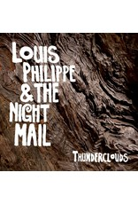 New Vinyl Louis Philippe & The Night Mail - Thunderclouds LP