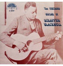 New Vinyl Francis (Scrapper) Blackwell - The Virtuoso Guitar Of Scrapper Blackwell LP